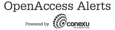 Open Access Alerts logo